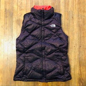 The north face women's 550 puffer vest